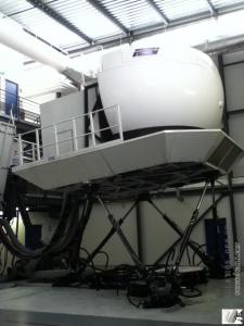 737-300 at sim aerotraining